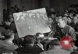 Image of Schine photos at Army-McCarthy hearings United States USA, 1954, second 8 stock footage video 65675036293