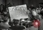 Image of Schine photos at Army-McCarthy hearings United States USA, 1954, second 9 stock footage video 65675036293