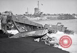 Image of Wrecked amphibious craft Iwo Jima, 1945, second 7 stock footage video 65675036298