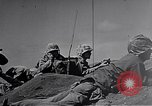 Image of battle of Iwo Jima Iwo Jima, 1945, second 5 stock footage video 65675036304