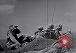 Image of battle of Iwo Jima Iwo Jima, 1945, second 8 stock footage video 65675036304