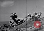 Image of battle of Iwo Jima Iwo Jima, 1945, second 10 stock footage video 65675036304