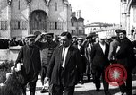 Image of Russian leaders Moscow Russia Soviet Union, 1925, second 4 stock footage video 65675036333