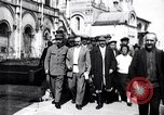 Image of Russian leaders Moscow Russia Soviet Union, 1925, second 10 stock footage video 65675036333