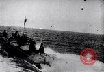 Image of Italian motor torpedo boat Adriatic Sea, 1915, second 2 stock footage video 65675036335