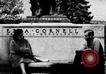 Image of Cornell University campus Ithaca New York United States USA, 1950, second 1 stock footage video 65675036337