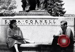 Image of Cornell University campus Ithaca New York United States USA, 1950, second 5 stock footage video 65675036337