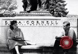 Image of Cornell University campus Ithaca New York United States USA, 1950, second 6 stock footage video 65675036337