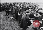 Image of US Army recruits mess World War 1 United States USA, 1917, second 10 stock footage video 65675036342