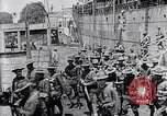 Image of US Army march in Paris in World War 1 Paris France, 1917, second 3 stock footage video 65675036347