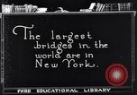 Image of geography of New York New York United States USA, 1925, second 3 stock footage video 65675036355
