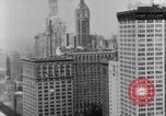 Image of the financial center-Wall Street New York United States USA, 1925, second 5 stock footage video 65675036356