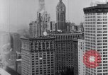 Image of the financial center-Wall Street New York United States USA, 1925, second 6 stock footage video 65675036356