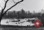 Image of Central Park Manhattan New York City USA, 1921, second 6 stock footage video 65675036359