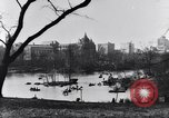 Image of Central Park Manhattan New York City USA, 1921, second 8 stock footage video 65675036359