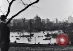 Image of Central Park Manhattan New York City USA, 1921, second 10 stock footage video 65675036359