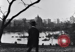 Image of Central Park Manhattan New York City USA, 1921, second 11 stock footage video 65675036359