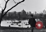 Image of Central Park Manhattan New York City USA, 1921, second 12 stock footage video 65675036359