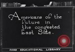 Image of markets of New York New York United States USA, 1921, second 1 stock footage video 65675036361