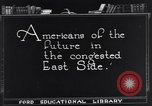 Image of markets of New York New York United States USA, 1921, second 4 stock footage video 65675036361