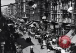 Image of markets of New York New York United States USA, 1921, second 5 stock footage video 65675036361