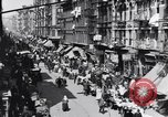 Image of markets of New York New York United States USA, 1921, second 7 stock footage video 65675036361