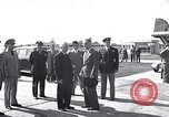 Image of Truman and Marshall Washington DC USA, 1948, second 4 stock footage video 65675036374
