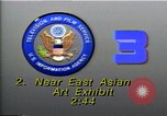 Image of East Asian Arts Exhibit Washington DC USA, 1990, second 4 stock footage video 65675036376