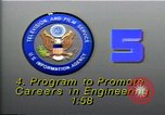 Image of career in Engineering United States USA, 1990, second 2 stock footage video 65675036378