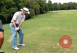 Image of National Blind Golf Championship Florida United States USA, 1990, second 8 stock footage video 65675036381