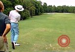 Image of National Blind Golf Championship Florida United States USA, 1990, second 12 stock footage video 65675036381