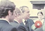 Image of President of United States Richard Nixon Salzburg Austria, 1972, second 10 stock footage video 65675036391