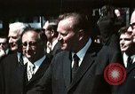 Image of United States President Richard Nixon Salzburg Austria, 1972, second 7 stock footage video 65675036394
