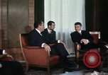 Image of United States President Richard Nixon Bucharest Romania, 1969, second 8 stock footage video 65675036411
