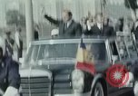 Image of United States President Richard Nixon Bucharest Romania, 1969, second 7 stock footage video 65675036415