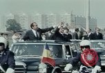 Image of United States President Richard Nixon Bucharest Romania, 1969, second 10 stock footage video 65675036415