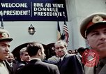 Image of United States President Richard Nixon Romania, 1969, second 8 stock footage video 65675036416