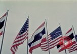Image of United States President Richard Nixon Thailand, 1969, second 9 stock footage video 65675036419