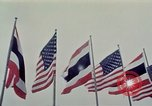 Image of United States President Richard Nixon Thailand, 1969, second 11 stock footage video 65675036419