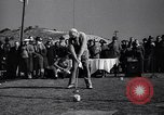 Image of Los Angeles Open Golf Tournament Los Angeles California USA, 1937, second 10 stock footage video 65675036424
