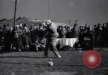 Image of Los Angeles Open Golf Tournament Los Angeles California USA, 1937, second 11 stock footage video 65675036424