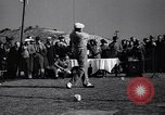 Image of Los Angeles Open Golf Tournament Los Angeles California USA, 1937, second 12 stock footage video 65675036424