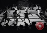 Image of Vintage professional wrestling 1930s Florida United States USA, 1937, second 10 stock footage video 65675036427