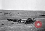 Image of U.S. Army cavalry and artillery units on maneuvers in Marfa, Texas Marfa Texas USA, 1923, second 9 stock footage video 65675036446