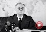 Image of President Franklin Roosevelt Washington DC USA, 1942, second 2 stock footage video 65675036456