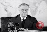 Image of President Franklin Roosevelt Washington DC USA, 1942, second 3 stock footage video 65675036457