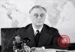 Image of President Franklin Roosevelt Washington DC USA, 1942, second 6 stock footage video 65675036457