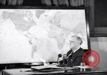 Image of President Franklin Roosevelt Washington DC USA, 1942, second 1 stock footage video 65675036458