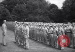 Image of Garden Party for United States soldiers Washington DC USA, 1942, second 2 stock footage video 65675036462