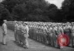 Image of Garden Party for United States soldiers Washington DC USA, 1942, second 4 stock footage video 65675036462